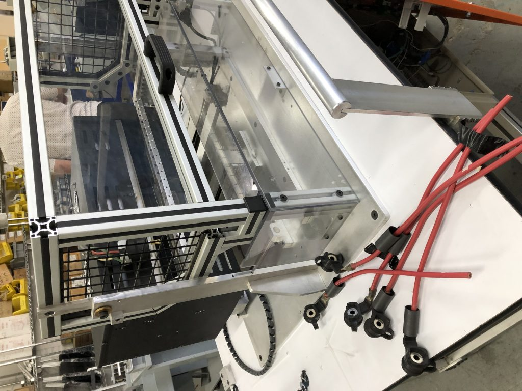 Qualitek Solution - Heat shrink Automated machine for wire ... on wire connector, wire leads, wire nut, wire ball, wire cap, wire sleeve, wire holder, wire clothing, wire antenna, wire lamp,